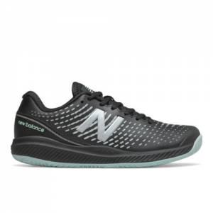 New Balance 796v2 Women's Tennis Shoes - Black / Blue (WCH796G2)