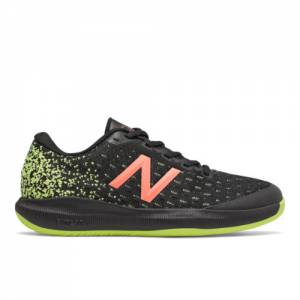 New Balance FuelCell 996v4 Women's Tennis Shoes - Black (WCH996M4)