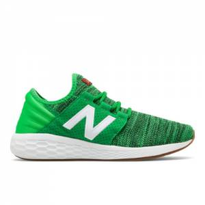 New Balance Fresh Foam Cruz Reds House Edition Women's Running Shoes - Green (WCRUZZC2)