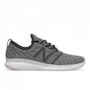 New Balance FuelCore Coast v4 Women's Running Shoes - Grey (WCSTLRT4)