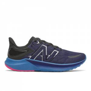 New Balance FuelCell Propel v3 Women's Running Shoes - Grey / Blue (WFCPRLB3)
