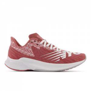 New Balance NYC Marathon FuelCell Prism Women's Running Shoes - Red (WFCPZNY)