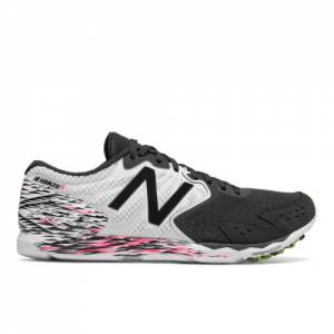 New Balance Hanzo S Women's Racing Flats Shoes - White (WHANZSM1)