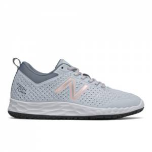 New Balance 806v1 Women's Work Shoes - Grey (WID806P1)