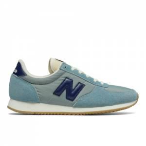 New Balance 220 Women's Sneakers Shoes - Blue / Navy (WL220OG)