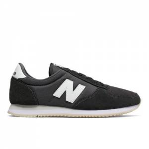 New Balance 220 Women's Running Classics Shoes - Black (WL220TD)