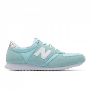 New Balance 420 70s Running Women's Running Classics Shoes - Blue / White (WL420AZB)