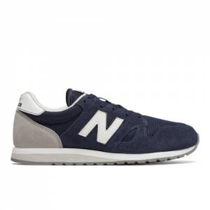 New Balance 520 Women's Running Classics Shoes - Vintage Indigo (WL520CNV)
