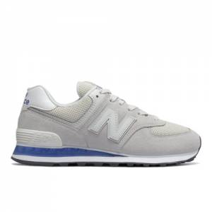 New Balance 574 Women's Shoes - Grey (WL574NPD)