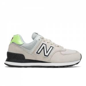 New Balance 574 Women's Lifestyle Shoes - Brown (WL574PF2)