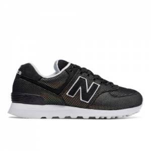 New Balance 574 Luminescent Mermaid Women's Sneakers Shoes - Black (WL574UBA)