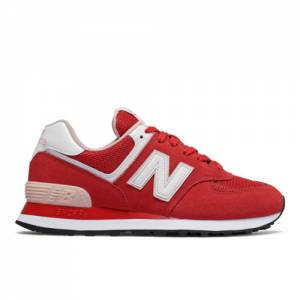 New Balance 574 Valentine's Day Women's Shoes - Red (WL574VDR)
