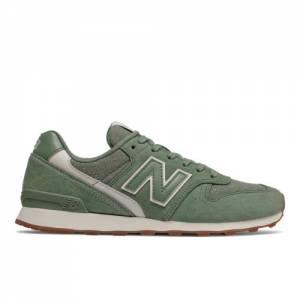 New Balance 696 Women's Running Classics Shoes - Green (WL696TB)