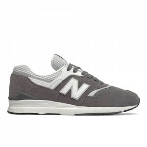 New Balance 697 Women's Running Classics Shoes - Grey (WL697TRC)