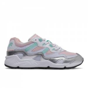 New Balance 850 Women's Running Classics Shoes - Pink / Grey (WL850LBF)