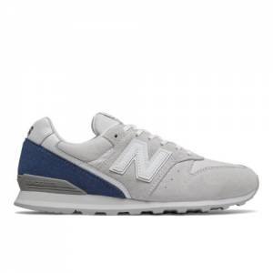 New Balance 996 Women's Running Classics Shoes - White (WL996BB)