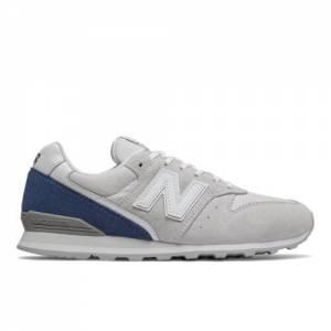New Balance 996 Women's Running Classics Shoes - White (WL996BB)
