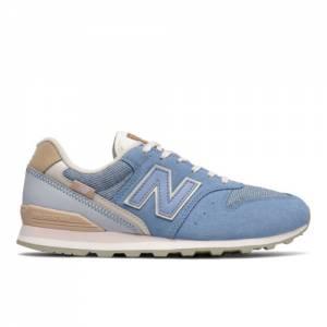 New Balance 996 Women's Lifestyle Shoes - Blue (WL996CPB)