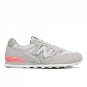 New Balance 996 Women's Lifestyle Shoes - Grey (WL996CPL)