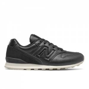 New Balance 996 Women's Lifestyle Shoes - Black (WL996FPN)