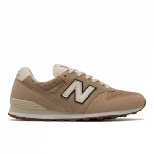 New Balance 996 Women's Lifestyle Shoes - Brown (WL996JCW)