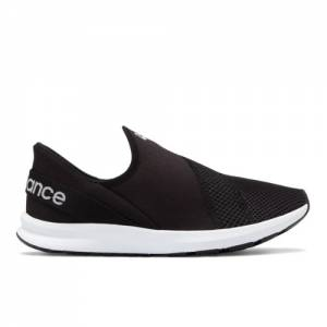 New Balance FuelCore Nergize Easy Slip-On Women's Sport Style Shoes - Black (WLNRSLB1)