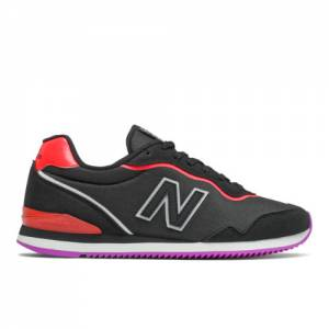 New Balance Sola Sleek Women's Lifestyle Shoes - Black / Pink (WLSLAUN1)