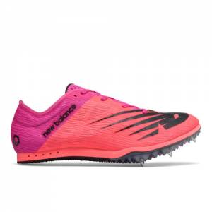 New Balance MD500v7 Women's Track Spikes Shoes - Pink (WMD500P7)