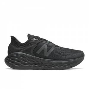 New Balance Fresh Foam More v2 Women's Running Shoes - Black (WMORTB2)