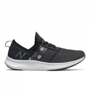 New Balance NB Nergize v2 Women's Sport Style Shoes - Black (WNRGPK2)