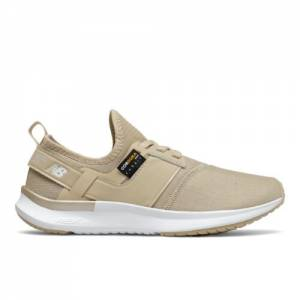New Balance NB Nergize Sport PREMIUM Women's Lifestyle Shoes - Beige (WNRGSRE1)
