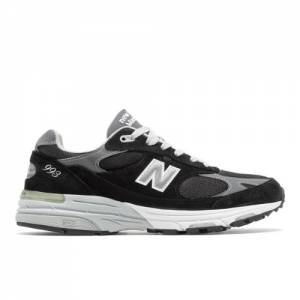New Balance Made in USA 993 Women's Running Shoes - Black (WR993BK)