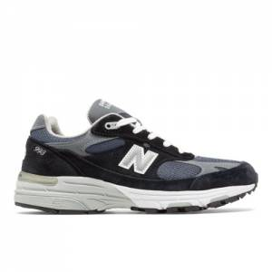 New Balance Made in USA 993 Women's Running Shoes - Navy (WR993NV)