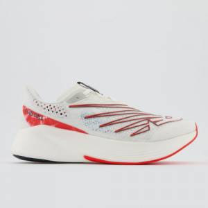 New Balance FuelCell RC Elite v2 Women's Running Shoes - White (WRCELZ2)