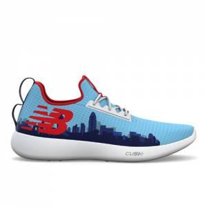 New Balance NB RCVRY Women's Lacrosse Shoes - Sky Blue / Red (WRCVRYBF)