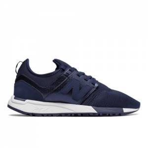 New Balance 247 Classic Women's Sport Style Shoes - Navy / White (WRL247HI)