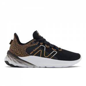 New Balance Fresh Foam Roav v2 Women's Running Shoes - Black (WROAVBC2)
