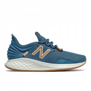 New Balance Fresh Foam Roav Backpack Women's Running Shoes - Blue (WROAVBL)