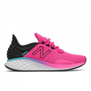 New Balance Fresh Foam Roav Boundaries Women's Running Shoes - Pink (WROAVBP)