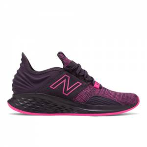 New Balance Fresh Foam Roav Knit Women's Running Shoes - Violet (WROAVKI)