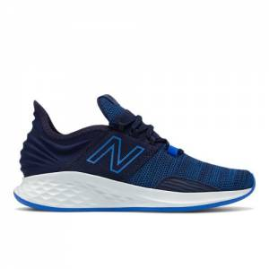 New Balance Fresh Foam ROAV Knit Women's Running Shoes - Pigment (WROAVKV)