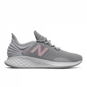 New Balance Fresh Foam Roav Women's Running Shoes - Grey (WROAVLG)