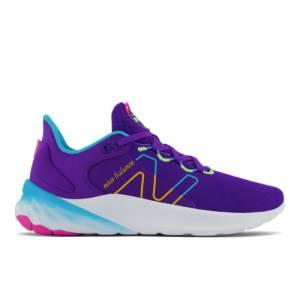 New Balance Fresh Foam Roav v2 Women's Running Shoes - Purple (WROAVSV2)
