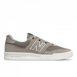 New Balance 300 Women's Court Classics Shoes - Grey (WRT300J2)