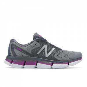 New Balance Rubix Women's Stability Running Shoes - Grey (WRUBXGB)