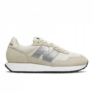 New Balance 237 Women's Lifestyle Shoes - Off White (WS237CB)