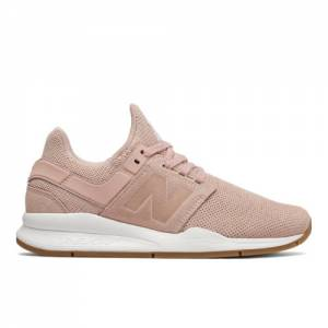 New Balance 247 Women's Sport Style Shoes - Pink (WS247CE)