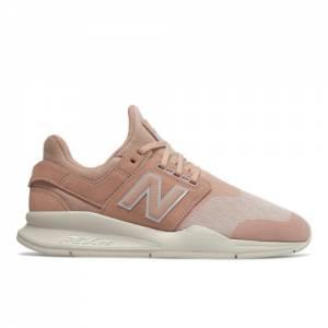 New Balance 247 Women's Sport Style Shoes - Pink (WS247HPC)