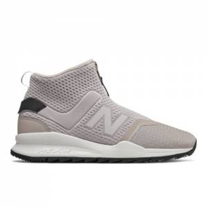 New Balance 247 Mid Women's Sport Style Shoes - Off White (WS247MCB)