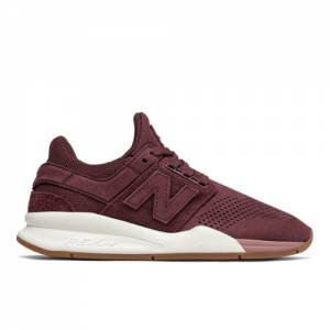 New Balance 247v2 Women's Sport Style Shoes - Red (WS247STB)